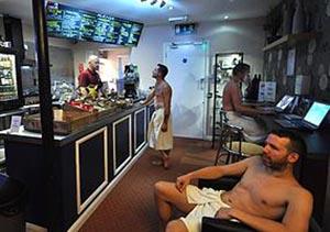 Boiler Room Sauna Brighton Gay
