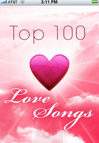 100 Best Love Songs