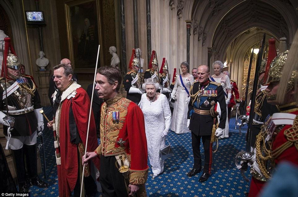 Milk Queen Parliament Escort