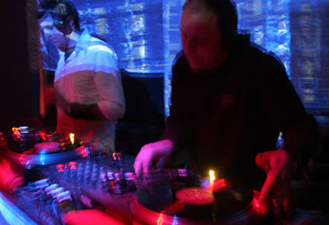 Girls In Night Club In Zakopane Poland