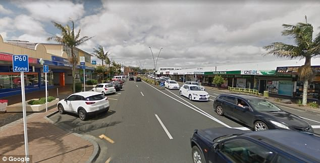 Auckland Zealand In Brothels New Brighton
