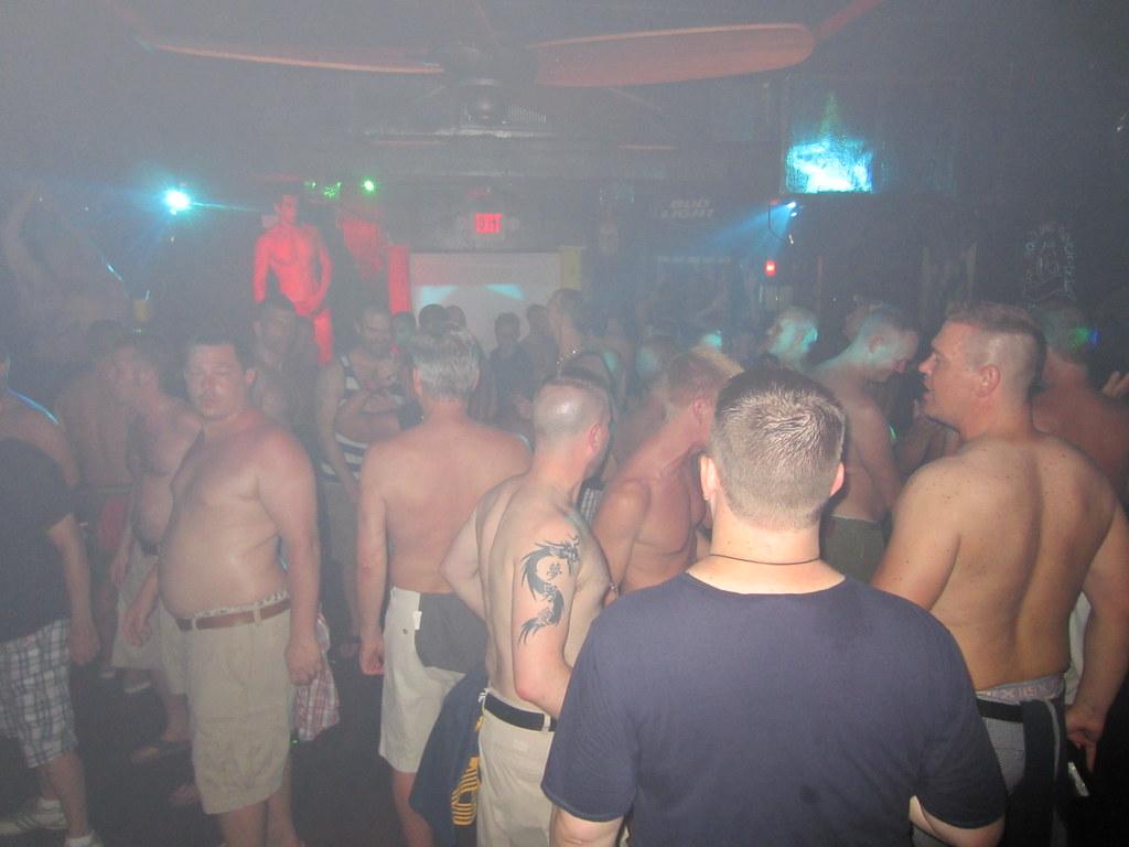Girls In Night Club In Rehoboth Beach