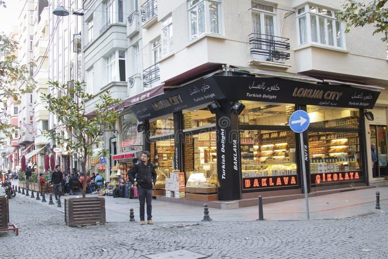 Istanbul Shops Taksim Sex Shop