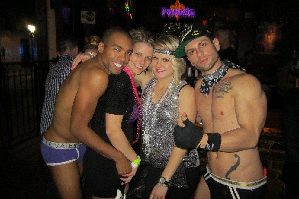 Orleans In Gay Club New Single