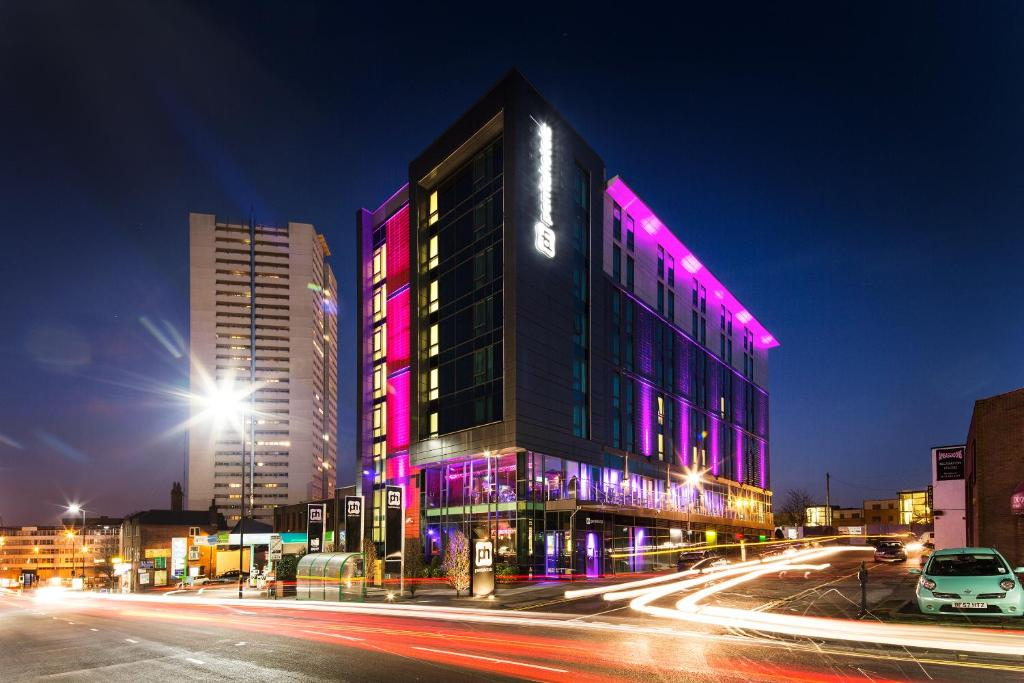 Hotels Birmingham Love Uk In Bussines
