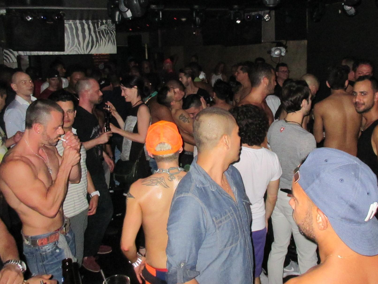Gay Club In Miami