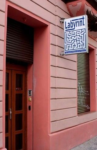 Labyrint Praha Prague Gay Sauna