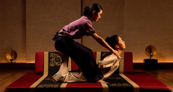Thai Massage Montpellier Tau