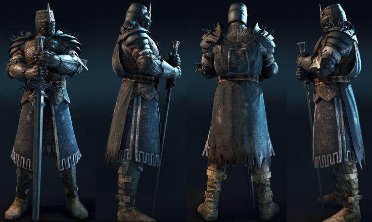 Escort Warden 401 Black