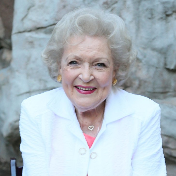 Betty White Is Older Than Mickey Mouse