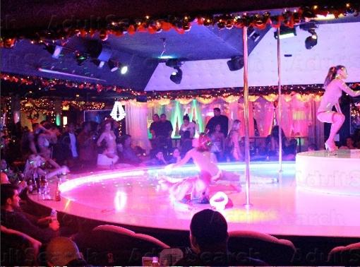 Stroking Club Sydney Strip Pure Platinum