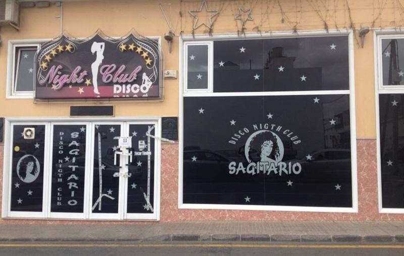 Night Brothels Sagitario Club Lanzarote Kaige