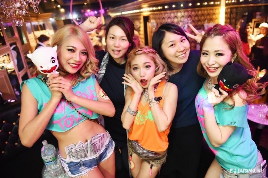 Fashioned Nara Club Girls Night In Japan In