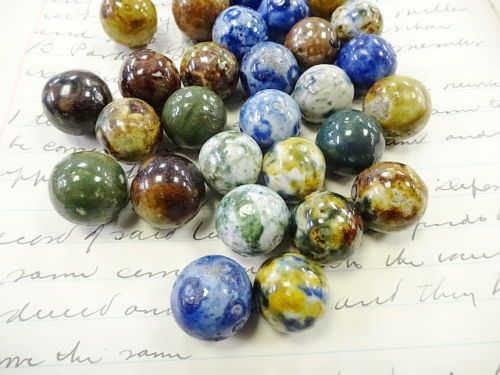 Burhamthorpe Marbles Dating Clay Worcester