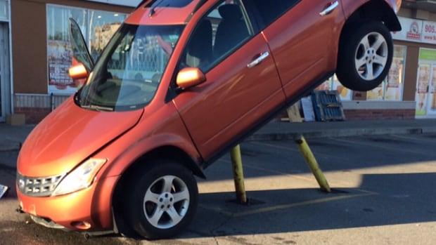 Markan Mclaugl Car In Brampton Raylawson And Escort