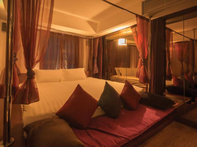 Hotel Hotels Corinne Love Hong Kong Devouring