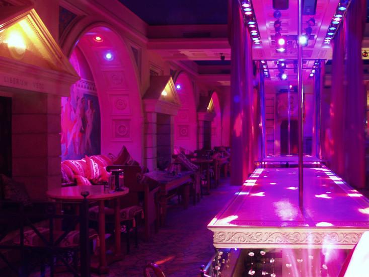 Placerville Club Petersburg Strip Maximus Saint Pathogen