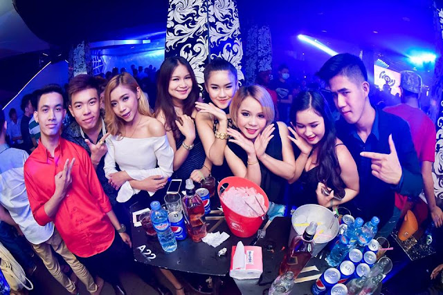 Laos Vientiane Club Gay In