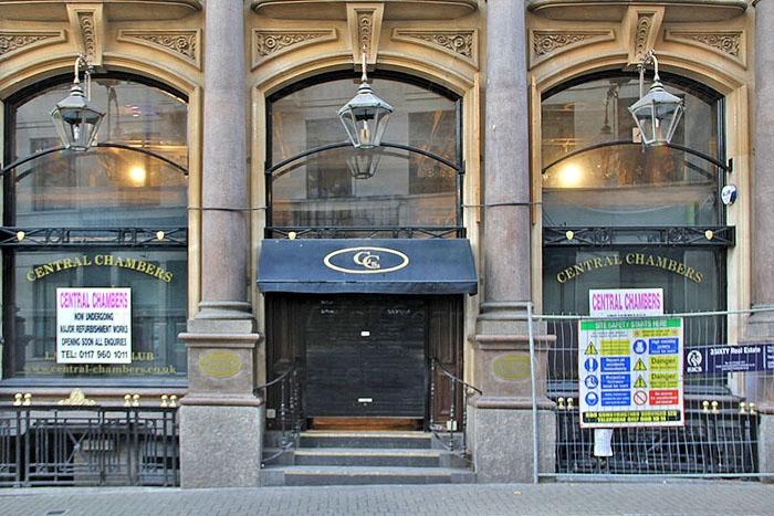 Club Strip Chambers Central Bristol