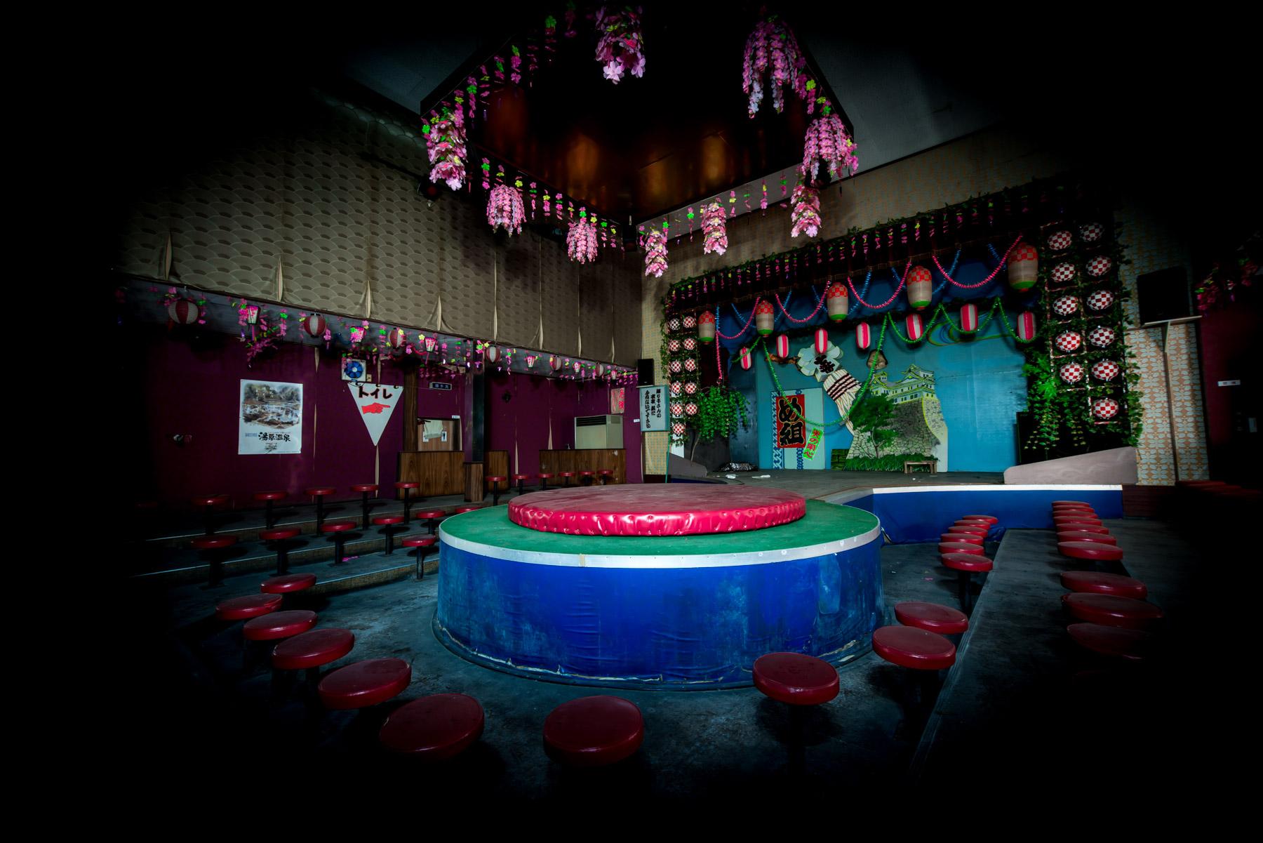 Strip Club In Nagasaki Japan