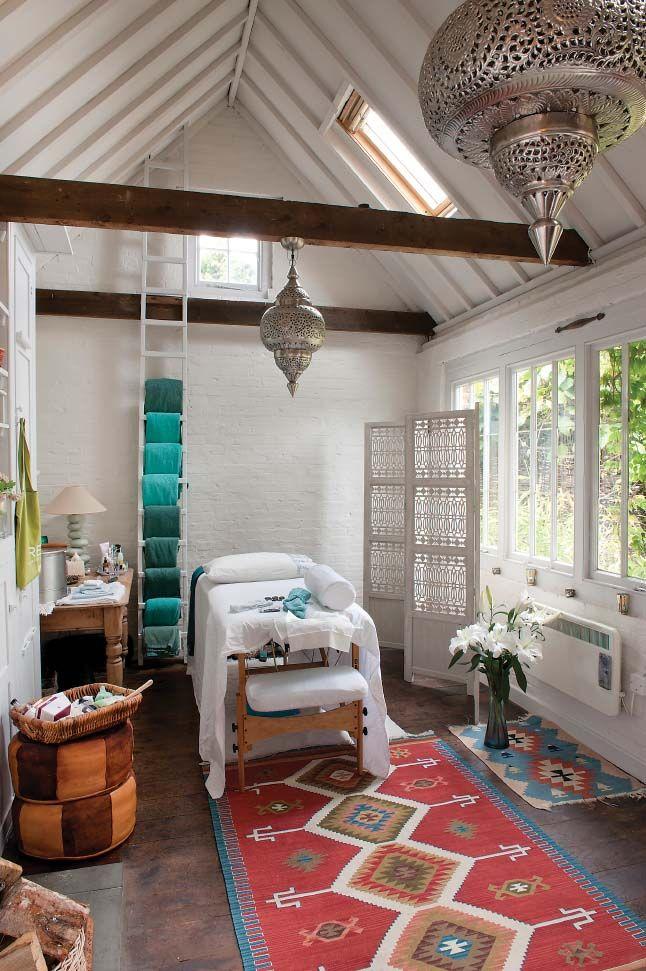 Sol Paulo Massage Clinica Parlors So Shangri-la Jurez