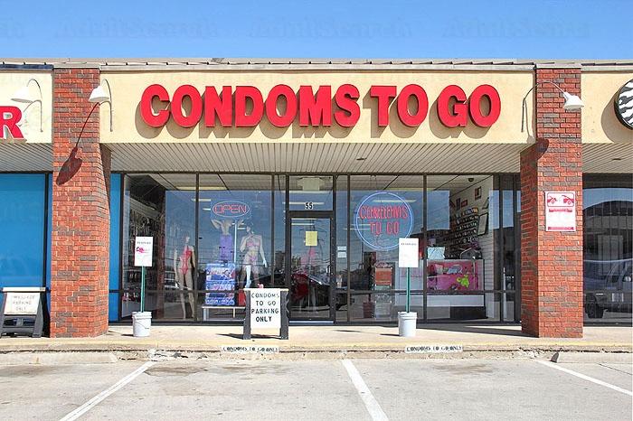 In Dallas Shops Sex