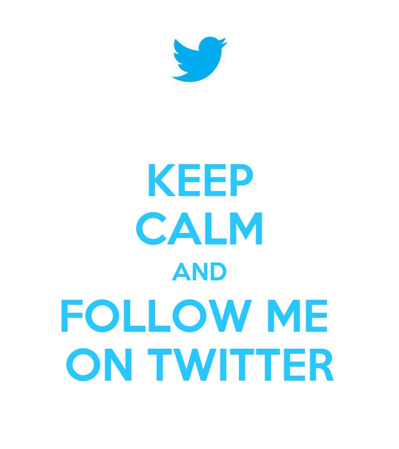 On Follow Twitter Me Spa