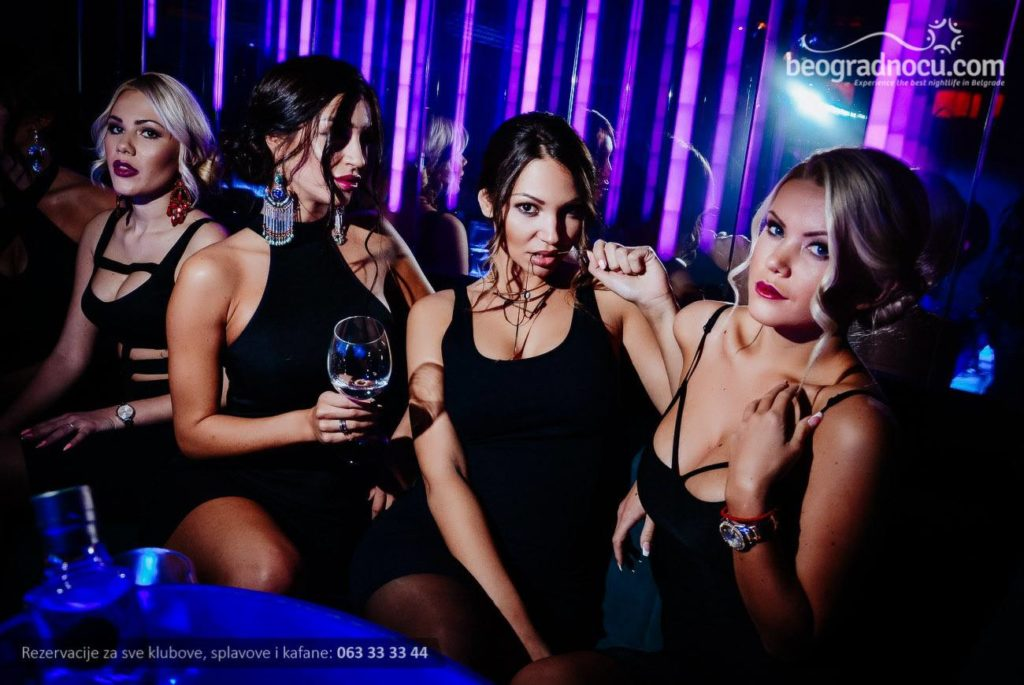 Bar Belgrade Night Club Kinky Pinker