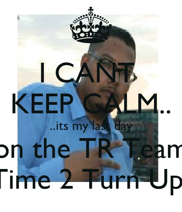 Its The Weekend Turn Your Up With Tr