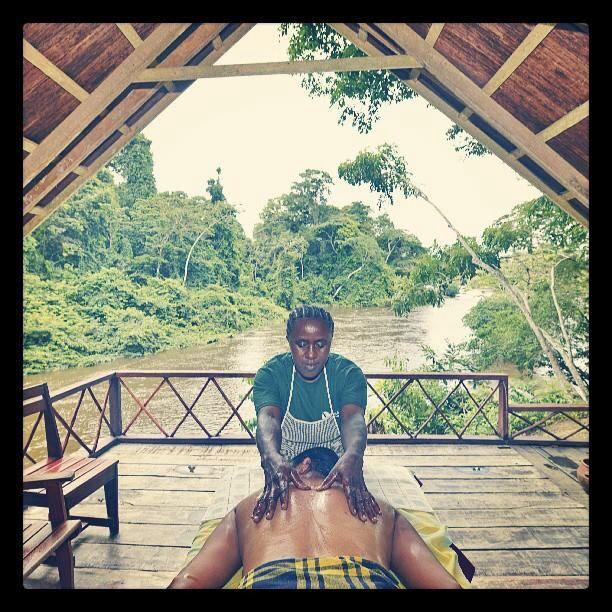In Kingston Parlors Jamaica Massage