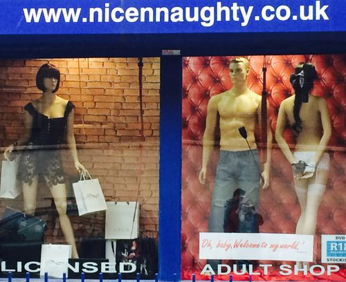 Liverpool Shops Sex Naughty n Nice Cyber