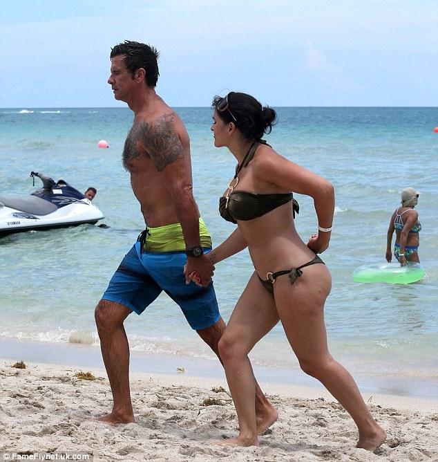 Couple Miami Latina