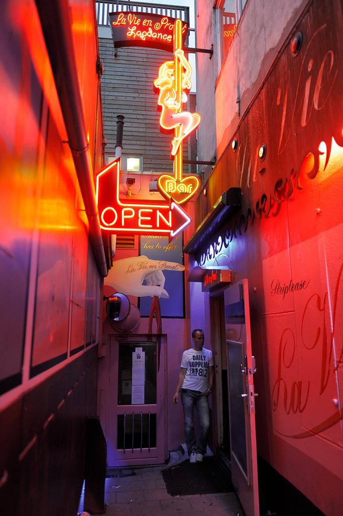 La Vie En Proost Amsterdam Strip Club