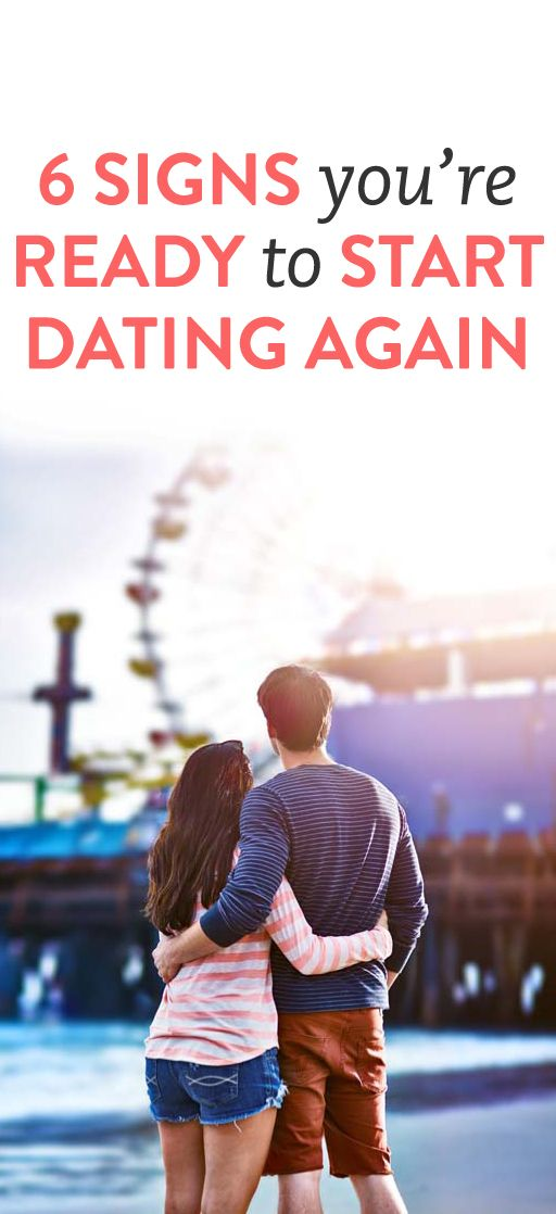 Dating Again Start
