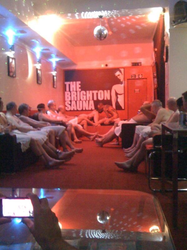 Sauna Gay Brighton Public