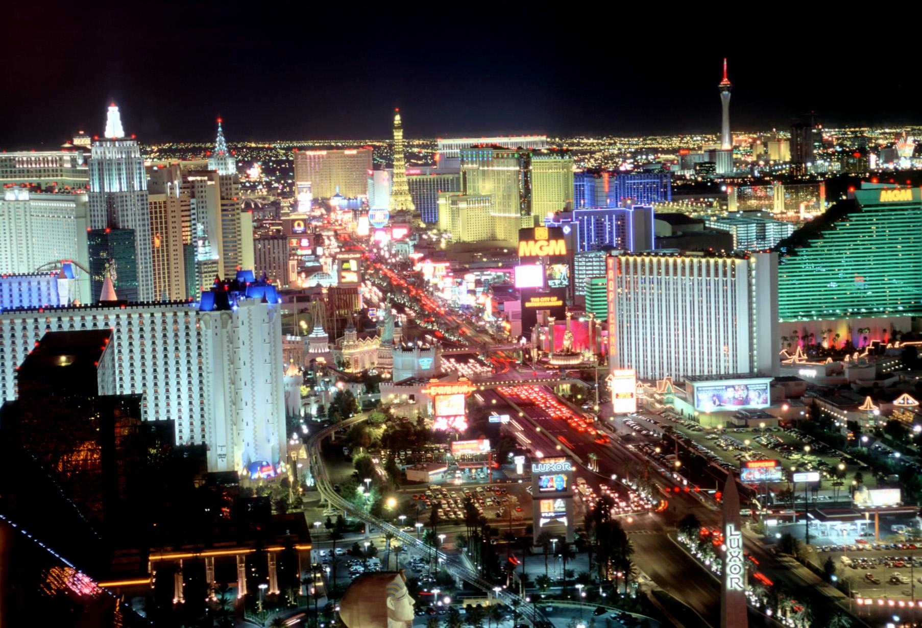 Three-way Las Vegas