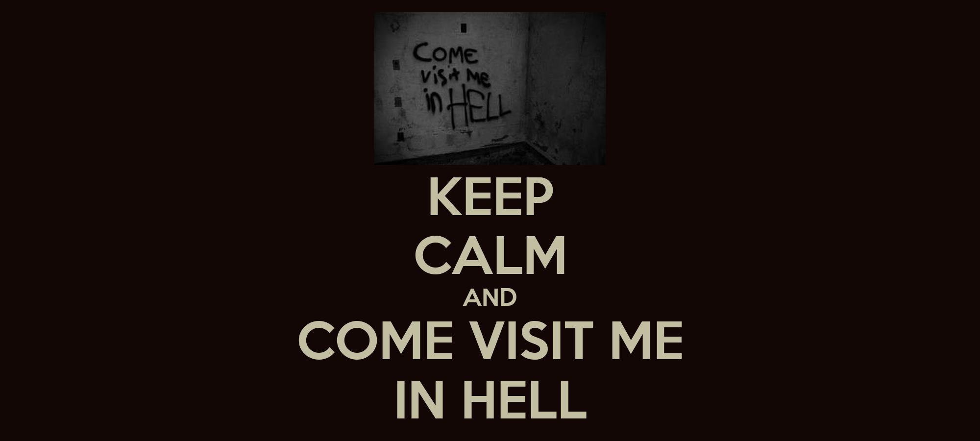 Come Visit Me Get In