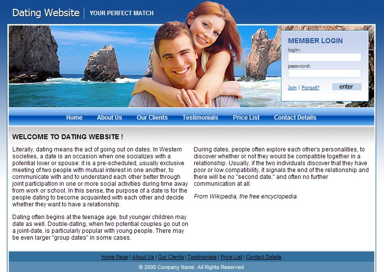 Ughan Dating Website Double