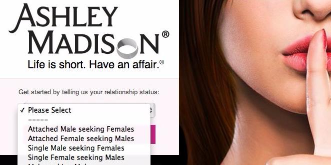 Dating Perverted Widowed Ashleymadison
