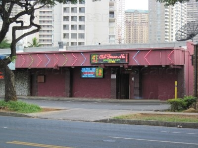 Hawaii Strip Club