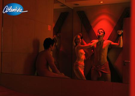Club Paris Swinger Atlantide Sauna