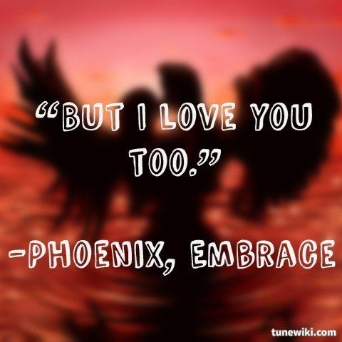 Phoenixx I Love You Too