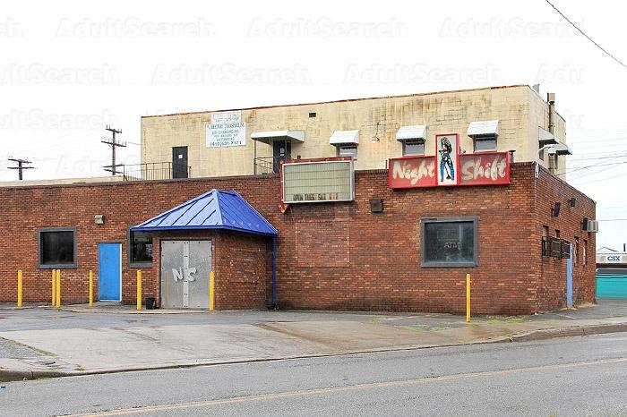 Night Shift Baltimore Strip Club