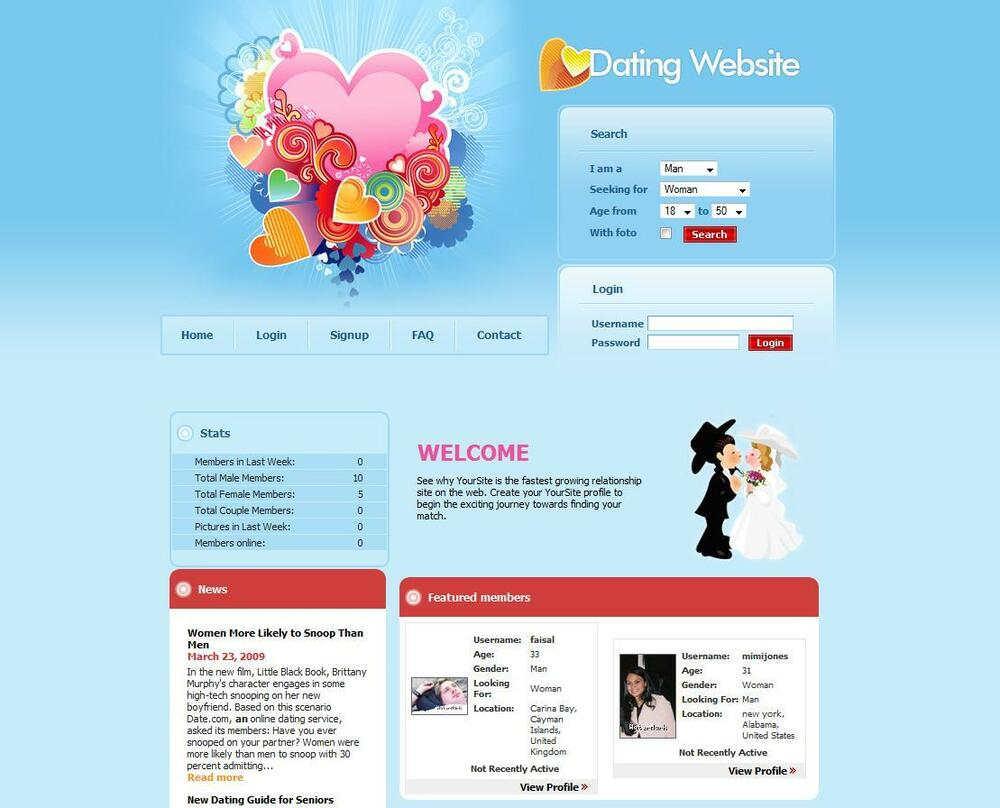 Dating Websites For Sale Uk
