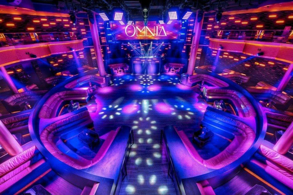 Club San In Diego Girls In Night