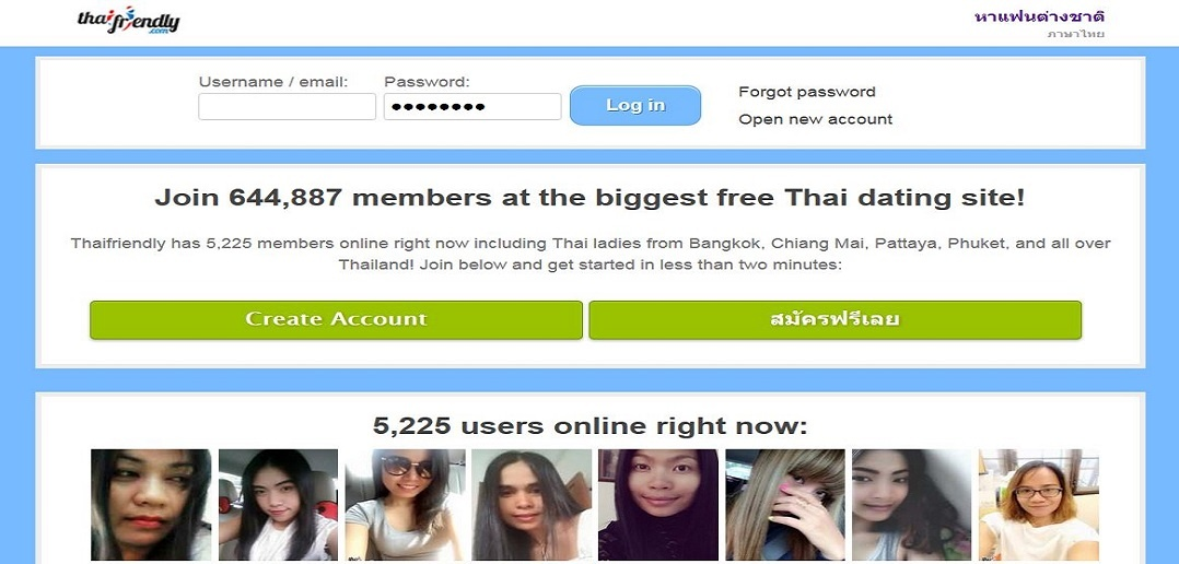 Online Free Dating Sites In Thailand