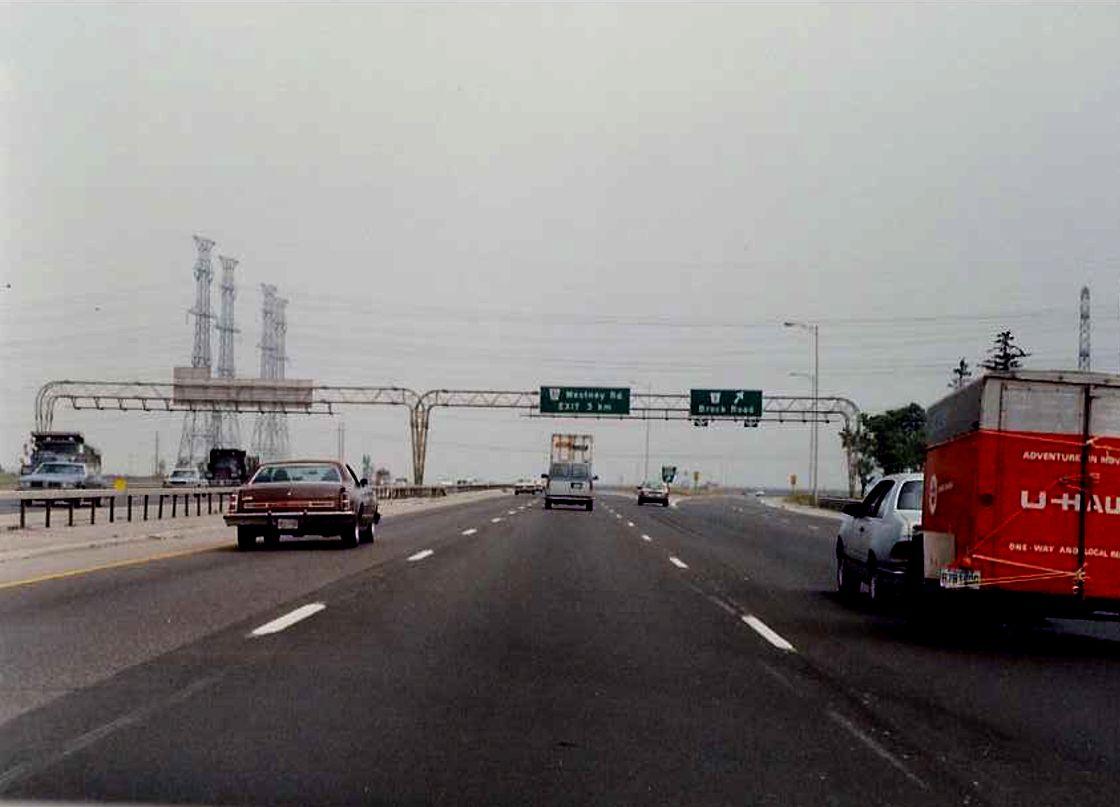 Escort Oshawa 401 Exit