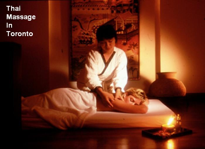 Thai Massage Edmonton