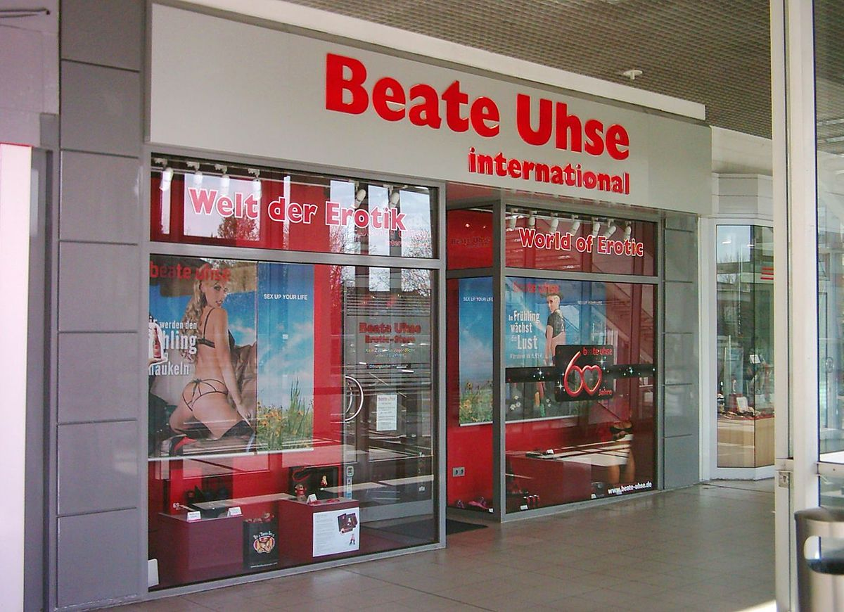 Beate Uhse Berlin Sex Shops