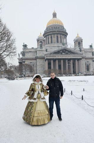 Distance Seeking Woman Man Peterburg Sankt